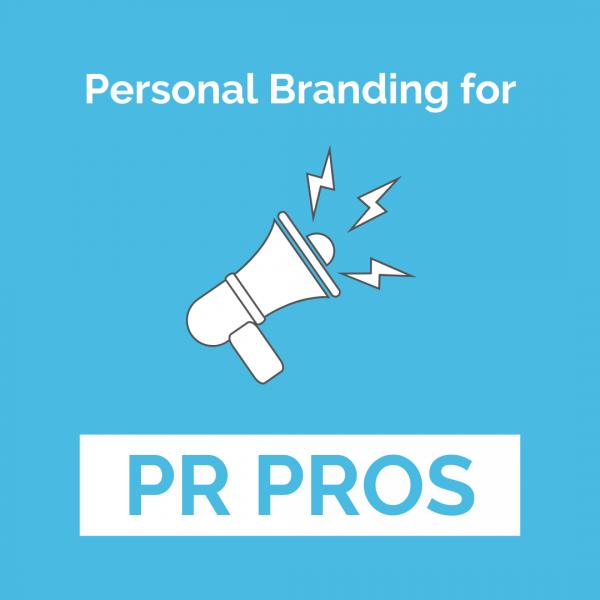 Personal Branding for PR Pros
