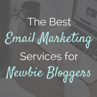 The Best Email Marketing Providers for Newbie Bloggers