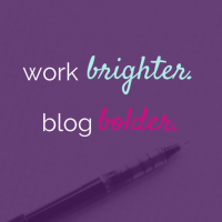 On 25 and a Blog Identity Crisis