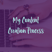 My Content Creation Process for Writing Like a Fiend