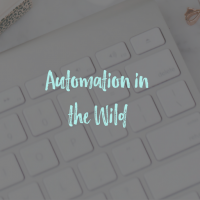 How to Manage a Weekly Blog Feature Using Automation