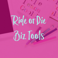 7 Online Business Tools I'm Ride or Die For