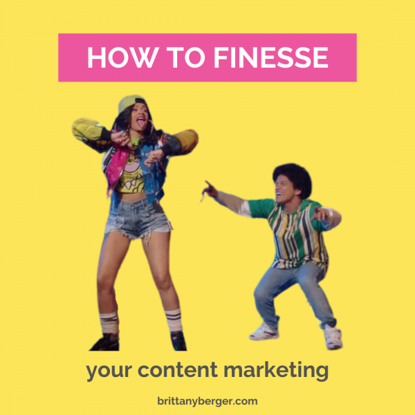 How to Finesse Your Content Marketing Like Bruno Mars & Cardi B