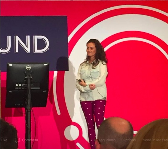 speaking at inbound