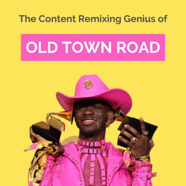 The Content Remixing Genius of Old Town Road