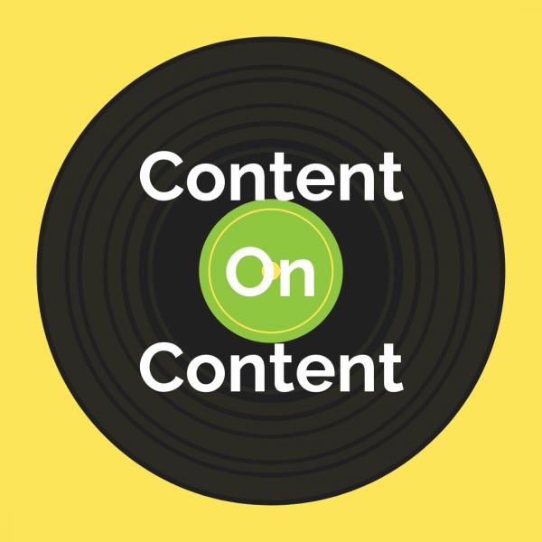 #ContentOnContent